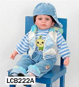 Boneca Importada Little Children 222A menino
