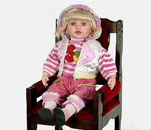 Boneca Importada Little Children 181E menina