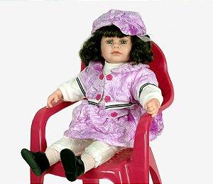 Boneca Importada Little Children 222F menina