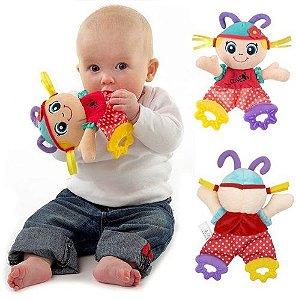 Modedor Brinquedo Pelucia Toy Bebe