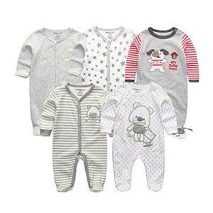 Macacão Pijama Bebê Menino Importado Com Pezinho