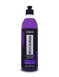 Restaurador de Plásticos Restaurax 500ml - Vonixx