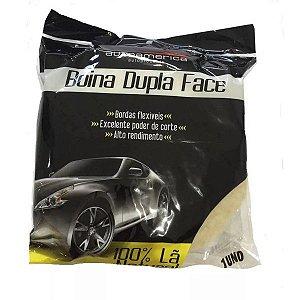 Boina Dupla Face 100% lã Natural Agressiva - Autoamerica