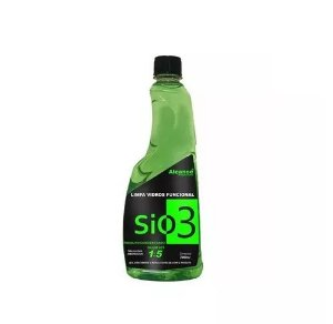 SIO3 Limpa Vidros Funcional 700ml - Alcance Profissional