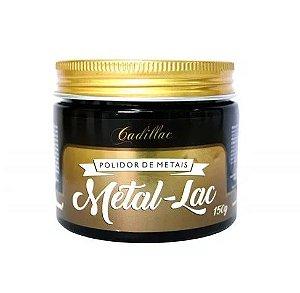 Polidor de Metais Metal LAc 150g - Cadillac