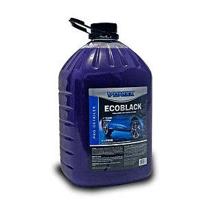 Ecoblack Finalizador Caixa de Rodas 5L - Vonixx