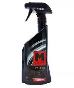 M Tech Tire Shine 710ml - Mothers