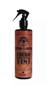 Limpa e Hidrata couro 2x1 Quick Detail 500ml (REFIL) - Easytech
