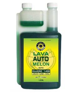 Shampoo Melon Automotivo Super Concentrado 1:400 1,2L - Easytech