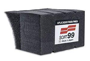 Esponja Especial para Pneus - Soft99