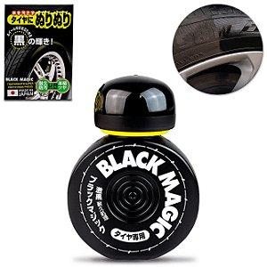 Black Magic Pretinho Longa Duração 150ml - Soft99