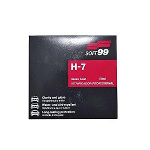 Vitrificador H-7 50ml - Soft99