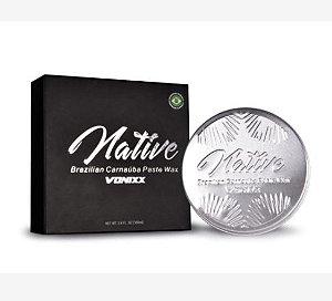 Native Brazilian Carnaúba Paste Wax 100ml - Vonixx