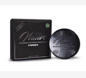 Native Brazilian Carnaúba Paste Wax Black Edition 100ml - Vonixx