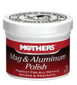 Mag & Aluminium Polish 141g - Mothers