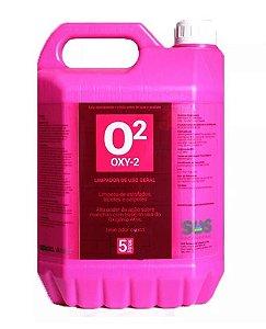 Oxy2 Tira Manchas Concentrado com peróxido de Hidrogênio 5L - Easytech