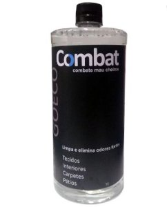COMBAT - Eliminador de Odores Fortes 1LT - GO ECO WASH