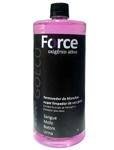 FORCE - Removedor de Manchas com Oxigênio Ativo 1LT - Go Eco Wash