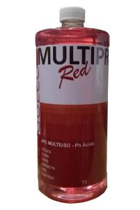 APC MULTIPRO RED - Limpador Multiuso Ácido 1LT - Go Eco Wash