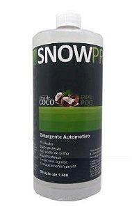 SNOWPRO Shampoo Automotivo com Óleo de Coco 1LT - Go Eco Wash