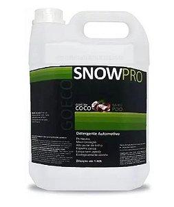 SNOWPRO Shampoo Automotivo com Óleo de Coco 5LT - Go Eco Wash