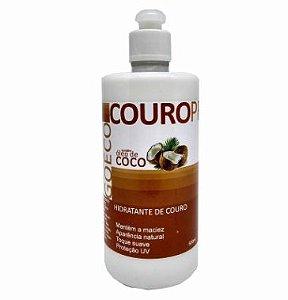 COUROPRO 500ML - Hidratante de Couro com Óleo de Coco - Go Eco Wash