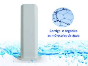 Magnetizador de Água Com Infravermelho Longo