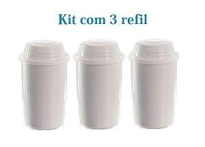 Kit Refil da Jarra com 3 unidades