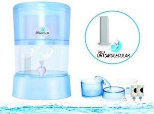 Purificador água alcalina Ortomolecular