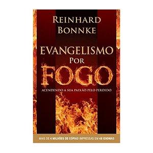 Livro Evangelismo por Fogo - Reinhard Bonnke