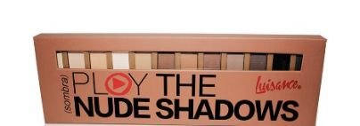 Paleta Play the nude shadows the luisance