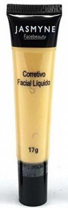 Corretivo facial lÍquido Jasmyne cor 09
