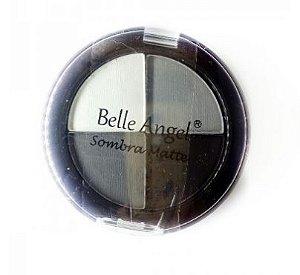 Quarteto de sombra Belle Angel matte -cor 03