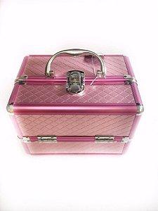 Maleta de maquiagem Cisne pink csn-lcs5142