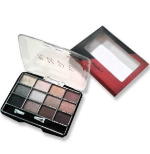 Kit DE SOMBRAS NUDE RUBY ROSE -HB9353 COR 5
