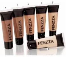 Base Fenzza Natural  - Cor 03 Bege Médio