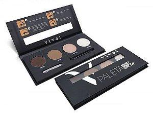 Paleta best brow Vivai