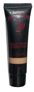 Base Super Cobertura Mulheres IncrÍveis cor 07 pele bronzeada