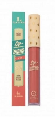 Batom lip matte Latika - cor 05