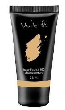 Base Liquida Alta Cobertura HD Vult -Cor 010