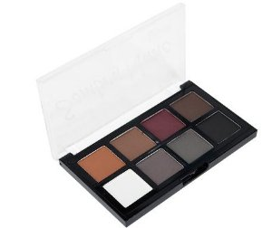 Paleta de sombra nude 8 cores - l6016 a- Luisance