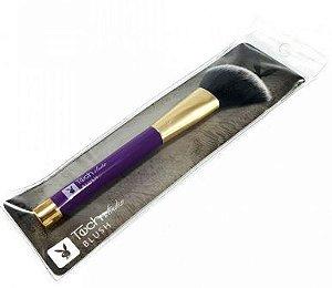 Pincel de maquiagem para blush touch studio Playboy - hb 86450