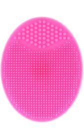 Esponja de silicone para limpeza de pincéis - Macrilan pink