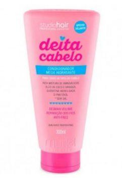 Condicionador mega hidratante Studio hair Deita Cabelo Muriel 300 ml