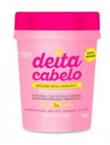 MASCARA MEGA HIDRATANTE DEITA CABELO STUDIO HAIR 500ML - MURIEL