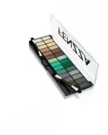 Paleta de sombras com 28 cores Fenzza so08