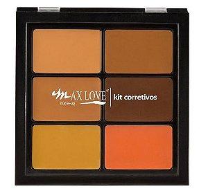 Max love kit corretivo pele escura  03