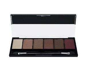 Paleta Essencial  de sombras 6 cores  - Luisance l 763  cor b