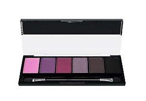 Paleta Essencial de sombras 6 cores - Luisance l 763  cor c