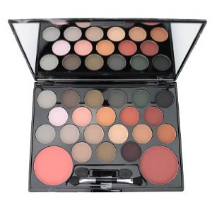Paleta de sombras e blushes Divas -Luisance  l243 b